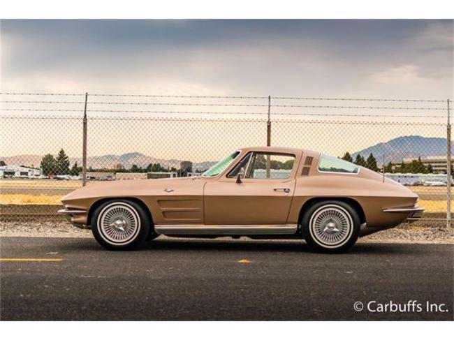 1964 Chevrolet Corvette - Chevrolet (11)