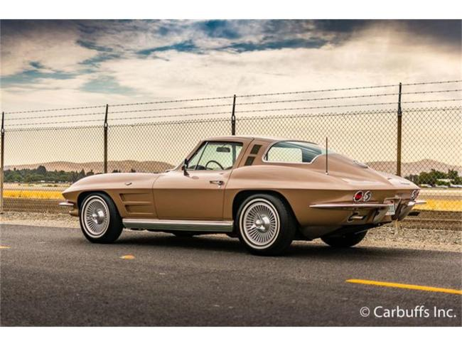 1964 Chevrolet Corvette - Chevrolet (12)