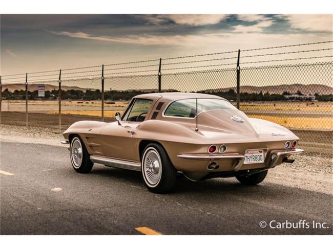 1964 Chevrolet Corvette - California (13)