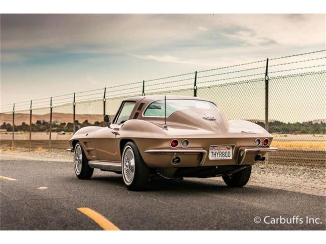 1964 Chevrolet Corvette - Manual (15)