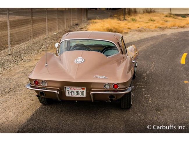 1964 Chevrolet Corvette - Manual (19)