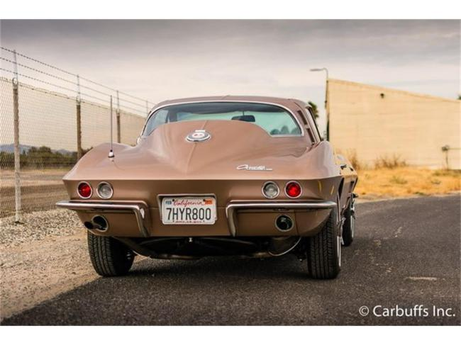 1964 Chevrolet Corvette - Chevrolet (20)