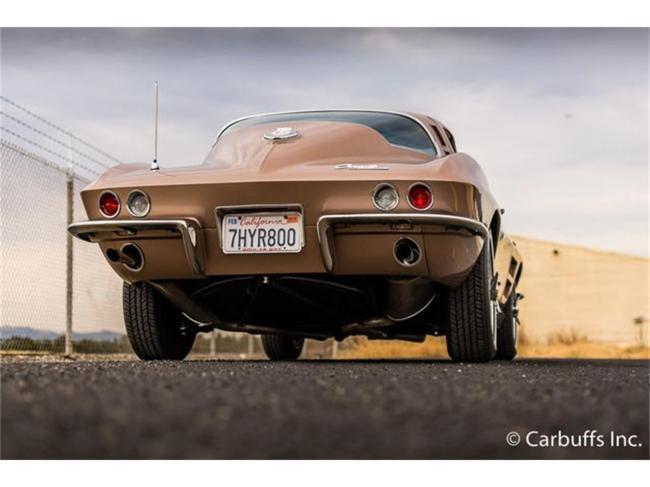 1964 Chevrolet Corvette - Manual (21)