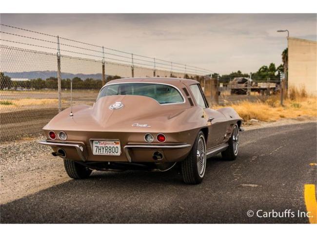 1964 Chevrolet Corvette - California (22)