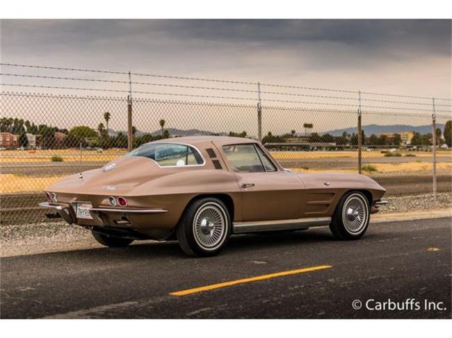 1964 Chevrolet Corvette - Chevrolet (24)