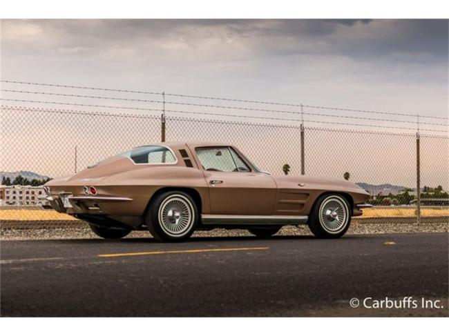 1964 Chevrolet Corvette - Chevrolet (25)