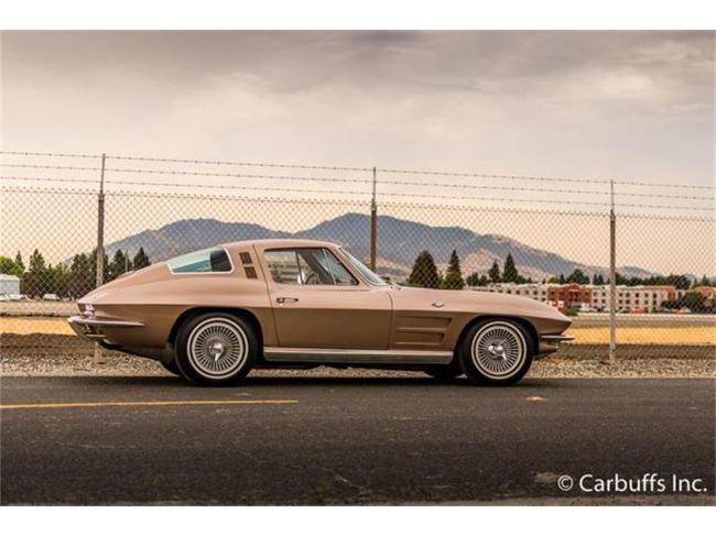 1964 Chevrolet Corvette - Chevrolet (26)