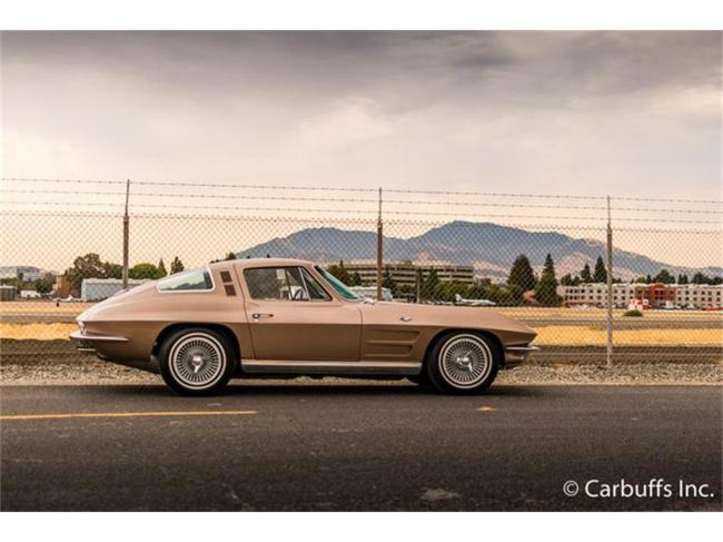 1964 Chevrolet Corvette - Manual (28)