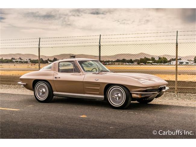 1964 Chevrolet Corvette - California (29)