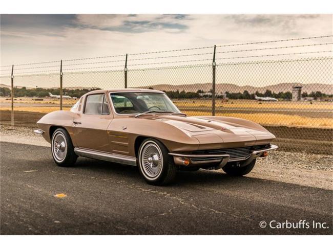 1964 Chevrolet Corvette - Chevrolet (30)