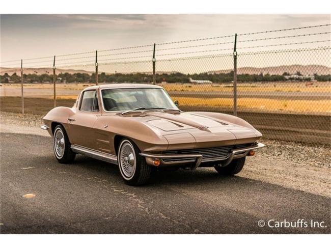 1964 Chevrolet Corvette - Corvette (31)