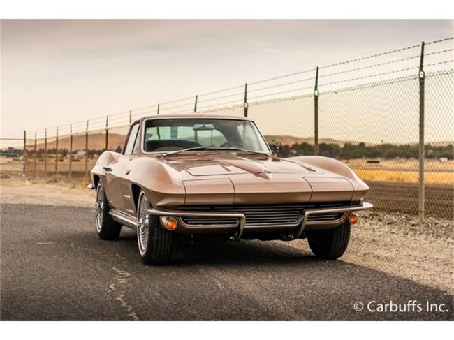 1964 Chevrolet Corvette - Chevrolet (32)