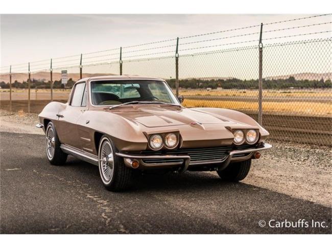 1964 Chevrolet Corvette - Manual (34)