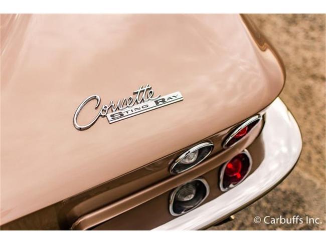 1964 Chevrolet Corvette - Corvette (37)