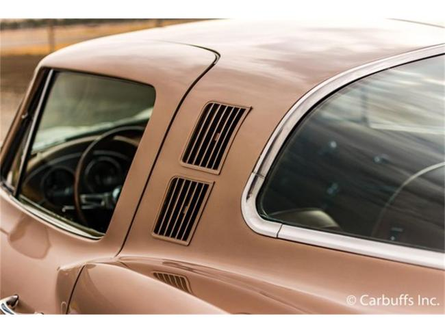 1964 Chevrolet Corvette - Manual (40)