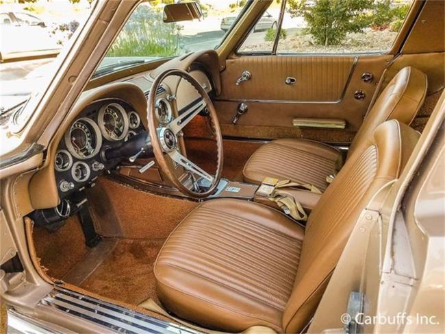 1964 Chevrolet Corvette - Manual (51)