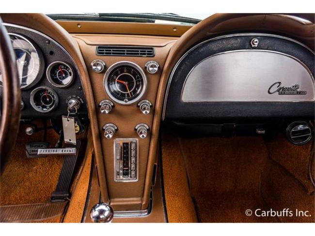 1964 Chevrolet Corvette - Manual (55)