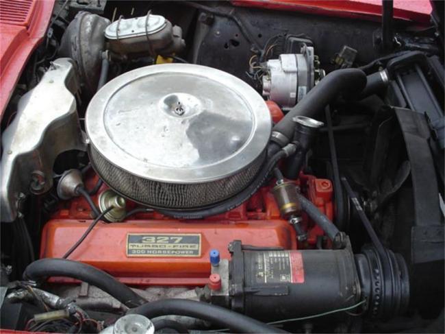 1966 Chevrolet Corvette - Automatic (3)