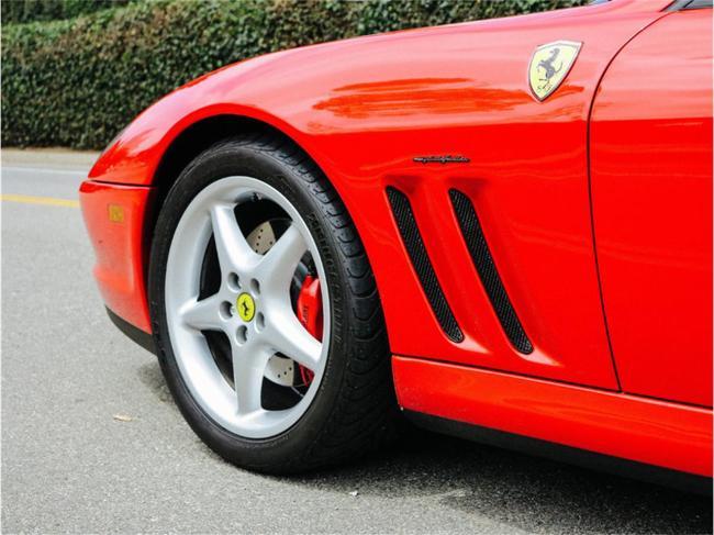 2000 Ferrari 550 Maranello - Ferrari (9)