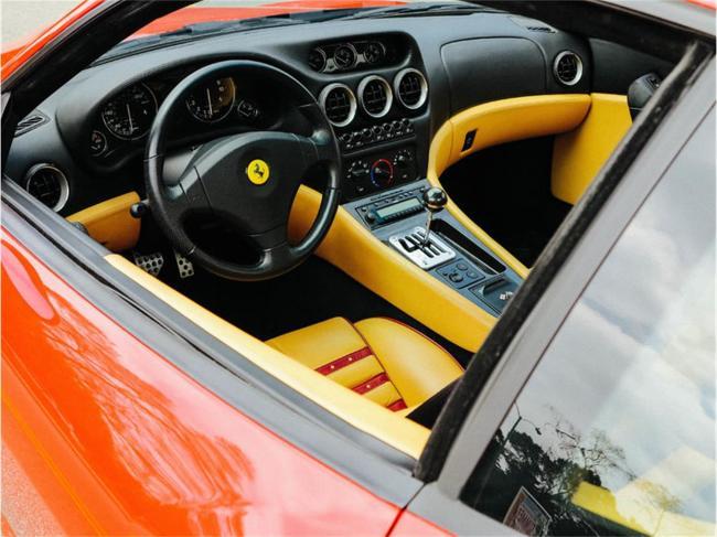 2000 Ferrari 550 Maranello - 2000 (15)