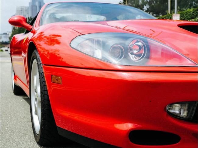 2000 Ferrari 550 Maranello - 2000 (28)