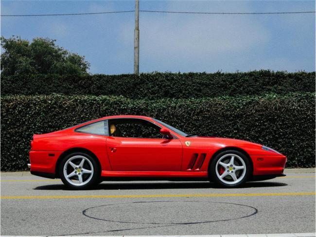 2000 Ferrari 550 Maranello - 550 Maranello (30)
