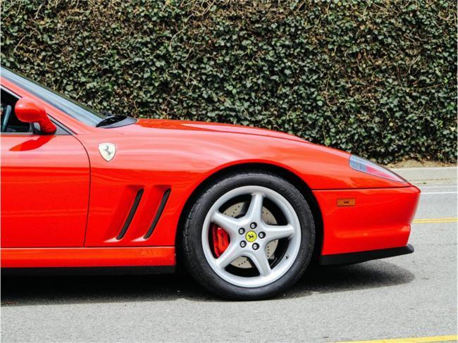 2000 Ferrari 550 Maranello - Ferrari (31)