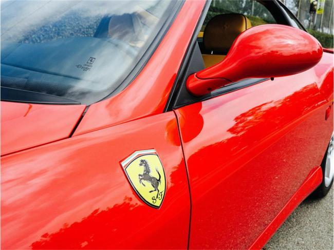 2000 Ferrari 550 Maranello - 550 Maranello (32)