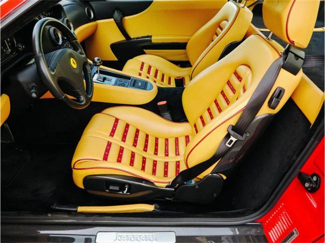 2000 Ferrari 550 Maranello - Ferrari (42)