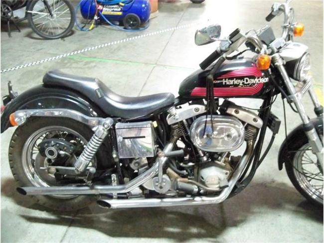 1976 Harley-Davidson Super Glide - Super Glide (1)