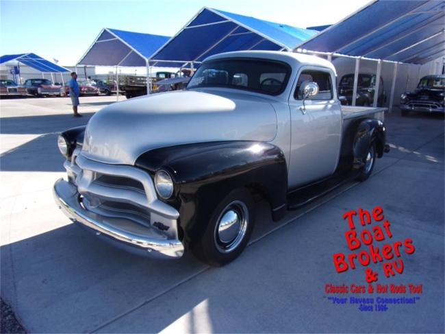 1954 Chevrolet 5-Window Pickup in Lake Havasu, Arizona