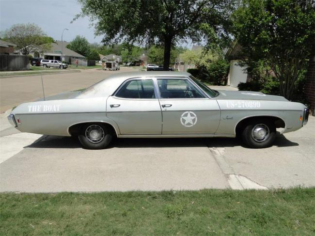1969 Chevrolet Impala in Hurst, Texas