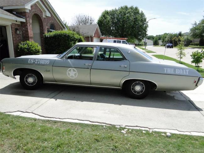 1969 Chevrolet Impala - 1969 (2)