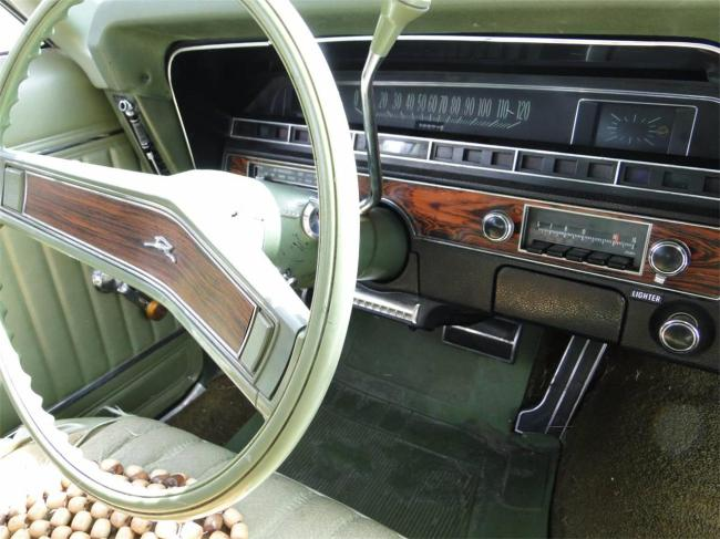 1969 Chevrolet Impala - Chevrolet (13)