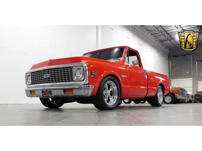 1971 Chevrolet C10 - C10 (1)