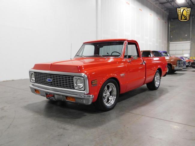 1971 Chevrolet C10 - 1971 (5)