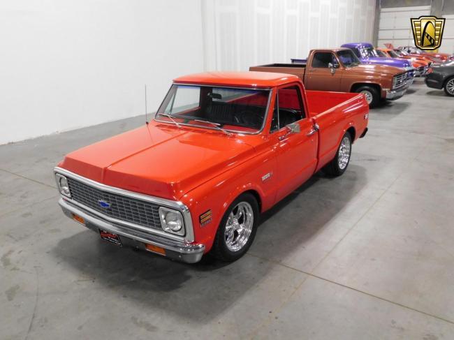1971 Chevrolet C10 - Georgia (6)
