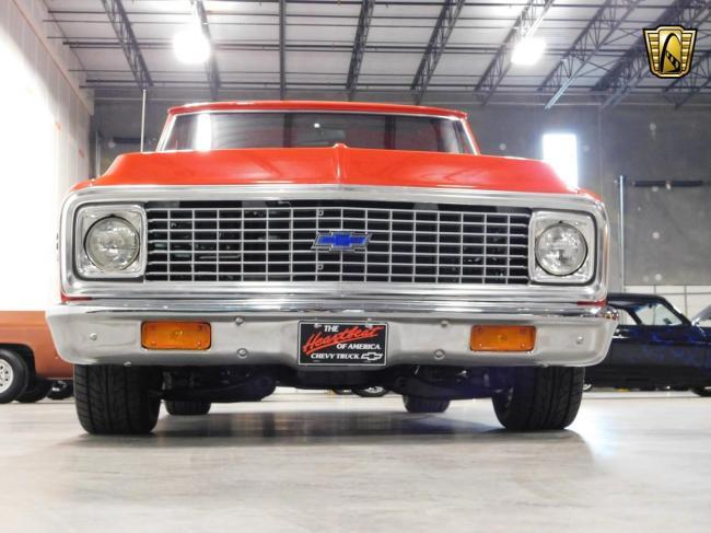 1971 Chevrolet C10 - Chevrolet (8)