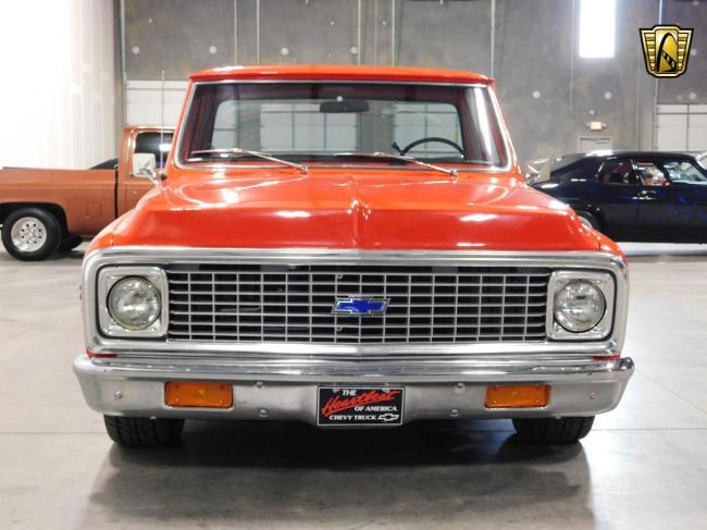 1971 Chevrolet C10 - Chevrolet (9)
