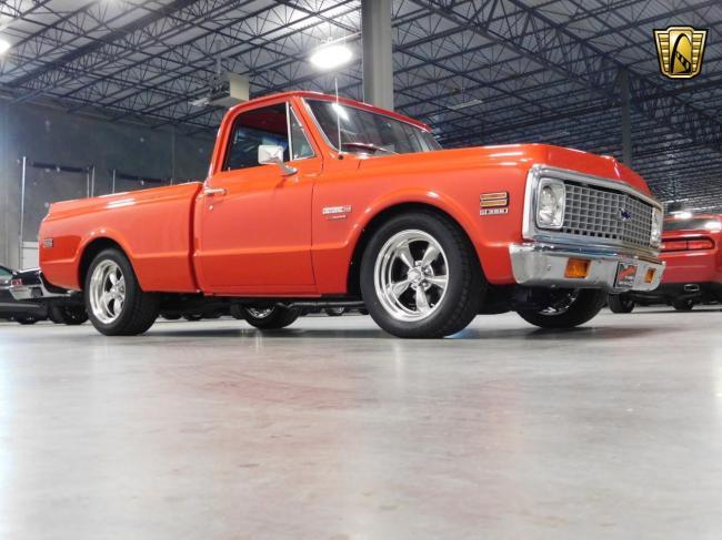 1971 Chevrolet C10 - C10 (11)