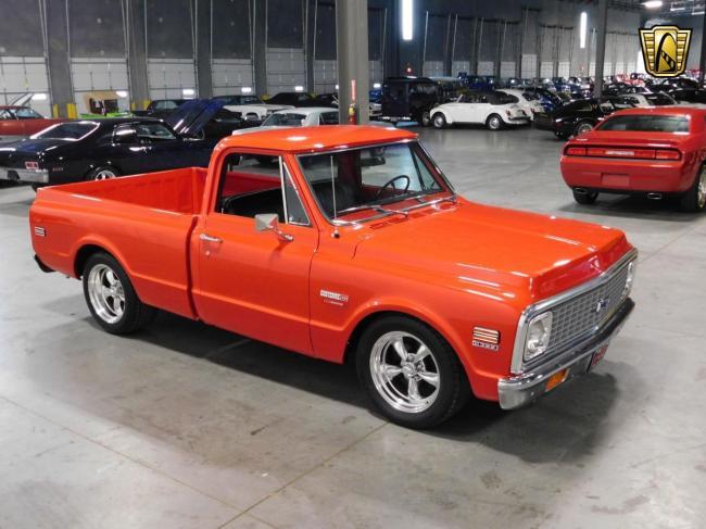 1971 Chevrolet C10 - C10 (13)