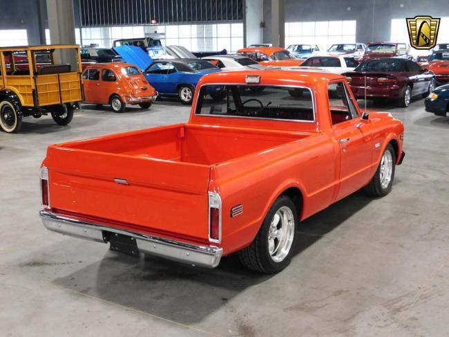 1971 Chevrolet C10 - Chevrolet (19)