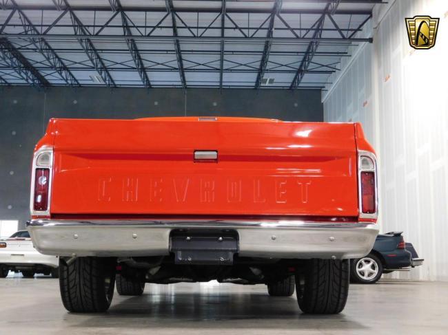 1971 Chevrolet C10 - Georgia (20)