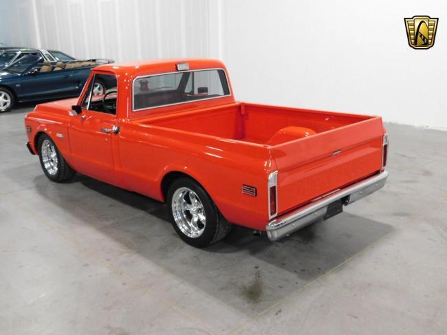 1971 Chevrolet C10 - Chevrolet (25)