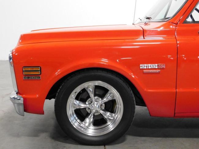 1971 Chevrolet C10 - 1971 (28)