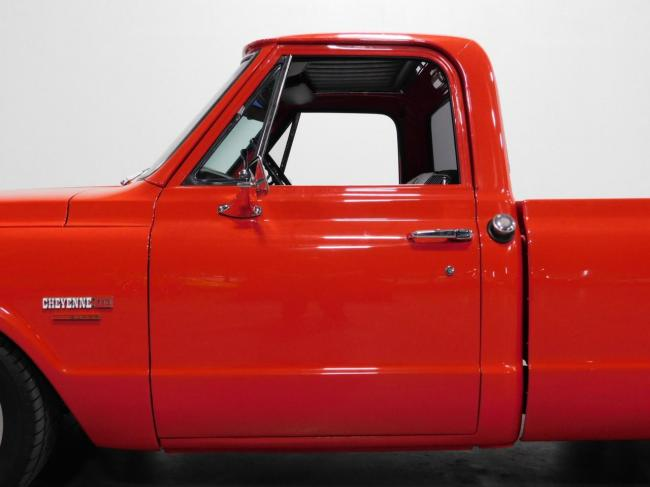 1971 Chevrolet C10 - Chevrolet (29)