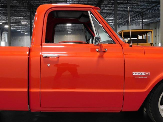 1971 Chevrolet C10 - Chevrolet (32)