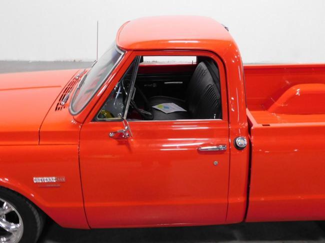 1971 Chevrolet C10 - Chevrolet (35)