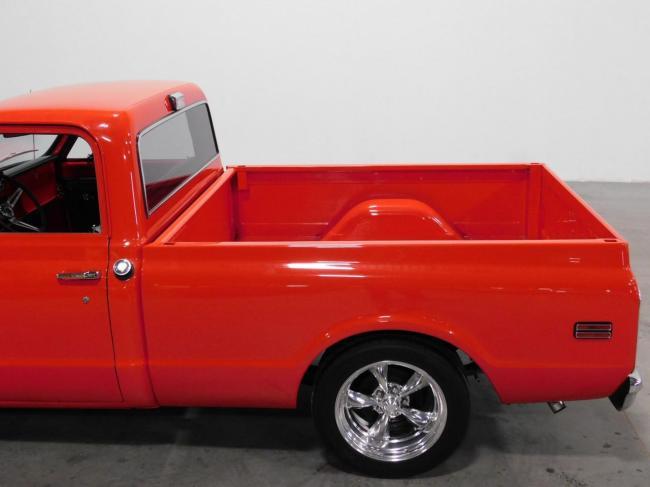 1971 Chevrolet C10 - Chevrolet (36)
