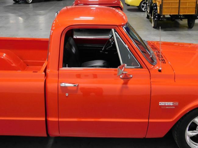 1971 Chevrolet C10 - 1971 (38)